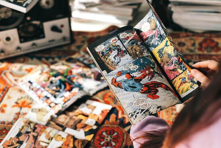 best place to buy comics online