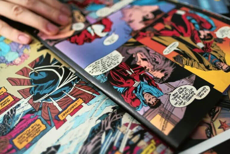 why comic books are good to read