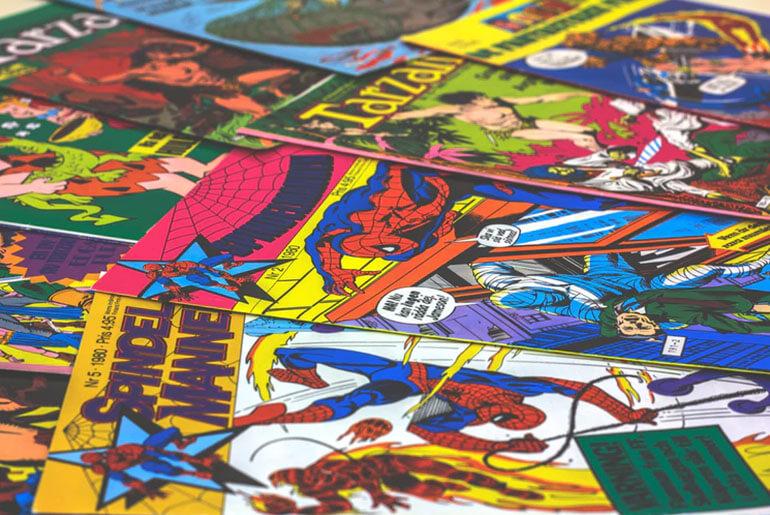 why read comics