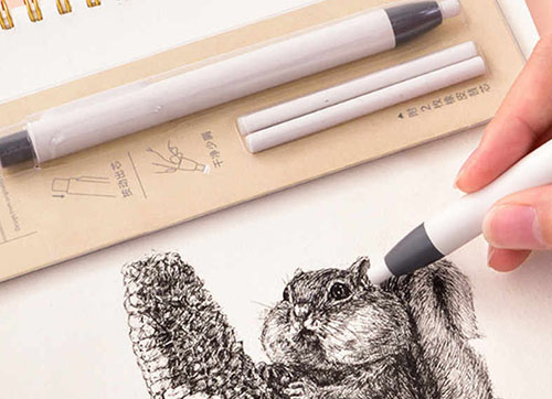 pen style eraser